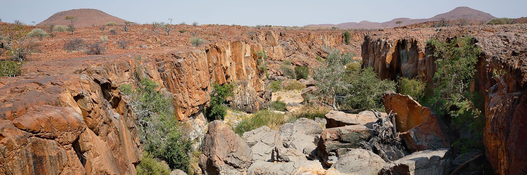 Paysage-Kaokoland-Namibie