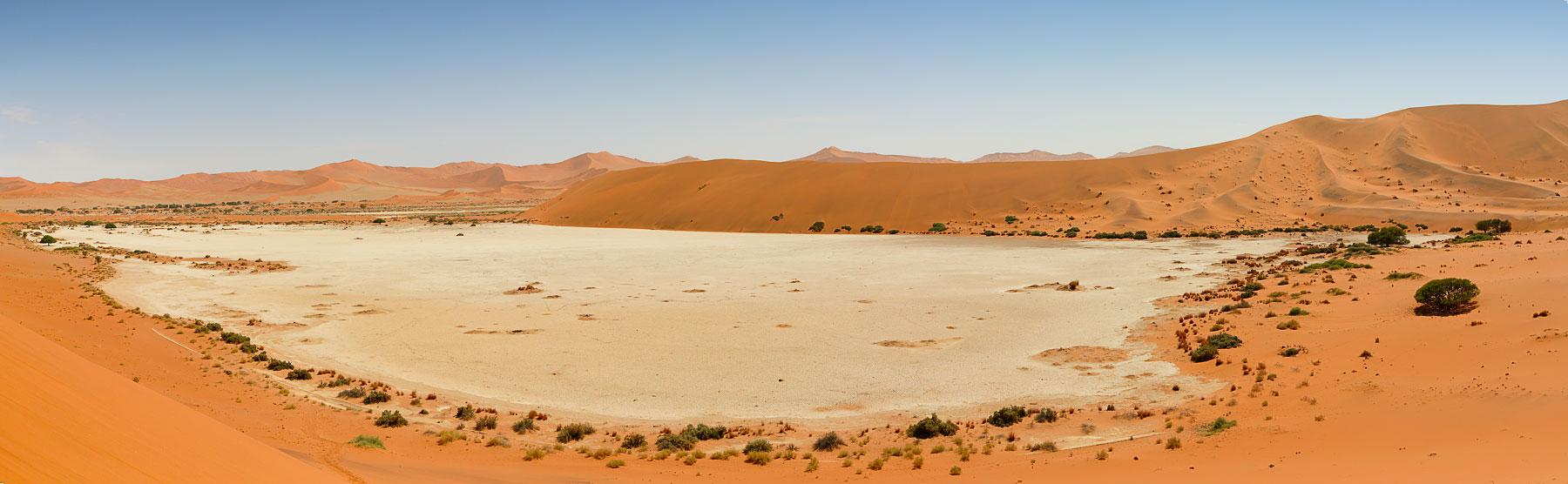 Sossusvlei-Namibie